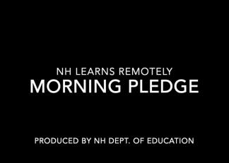 New Hampshire Morning Pledge